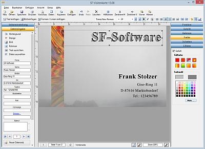 Software Für Dienstpläne Schichtpläne Visitenkarten